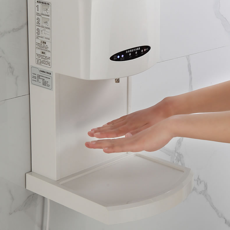 Automatic Hand Sanitizer Dispenser Wall Mounted